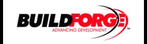 BuildForge Logo