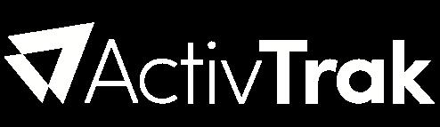 ActivTrak logo - white
